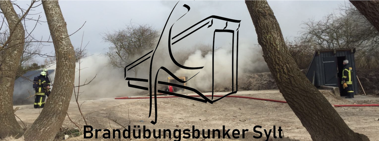 Brandübungsbunker Sylt